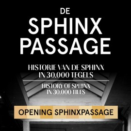 Opening Sphinx Passage op 18 december